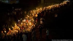 Charlottesville Torch Ceremony