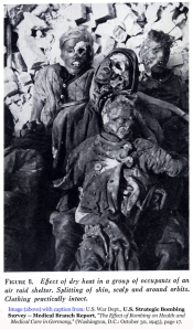 A civilian family of 'Hamburg' Victims.