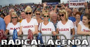 Radical Agenda EP336 - Defending Whiteness