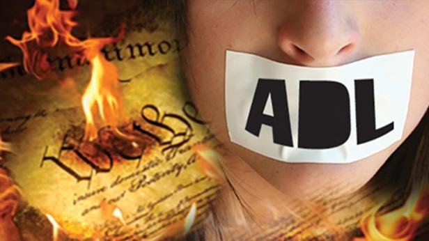 ADL burns the Constitution