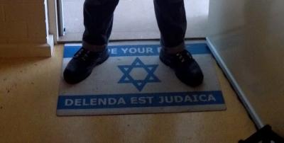 DELENDA ES JUDAICA