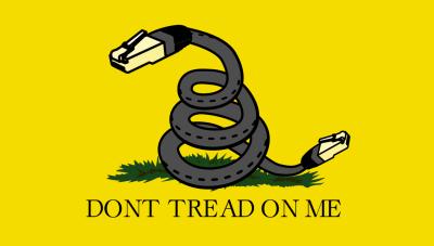 Don't Tread On Me-Net