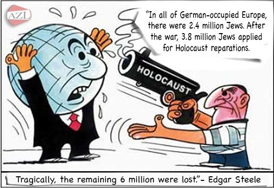 'Holocaust' Extortion Goon