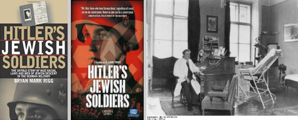 Hitler's Jewish Soldiers and Jewish Dr. Eduard Bloch