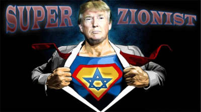 superzionist trump