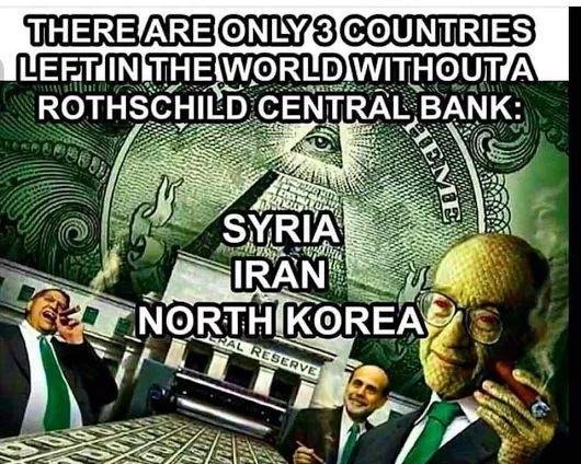 Jew World Order-International Finance