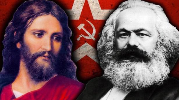 Joshua & Marx