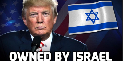 trump owned by israel