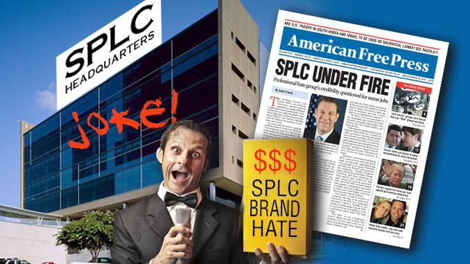 SPLC Under Fire