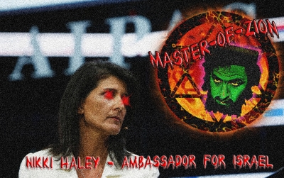 nikki haley - ambassador for israel