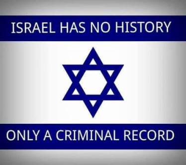 No History - Only A Criminal Record
