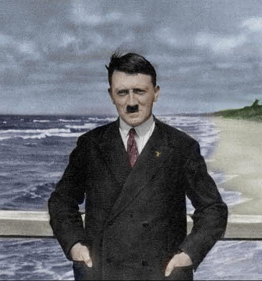 The Fuhrer - Stormy Beach