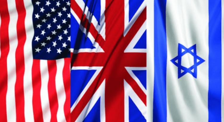 US-UK-Israel-flags