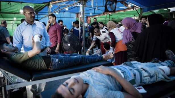 Shifa hospital overstretched