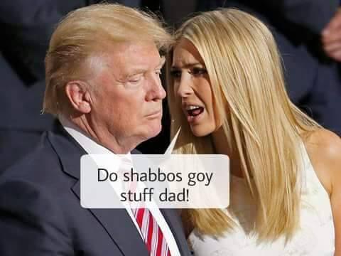 shabboz goy trump