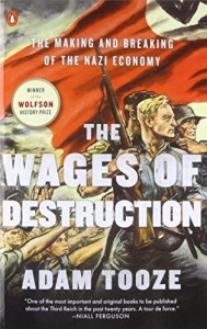 Wages Of Destruction - Cover Image