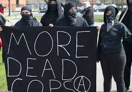 more dead cops - antifa